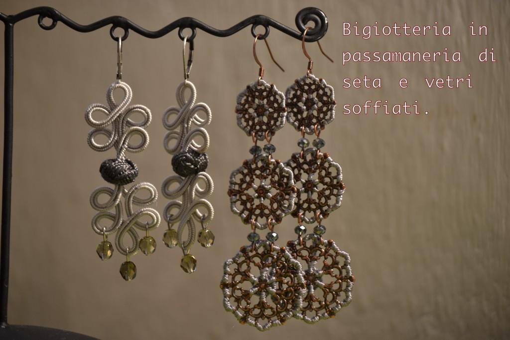 Bijoux in seta