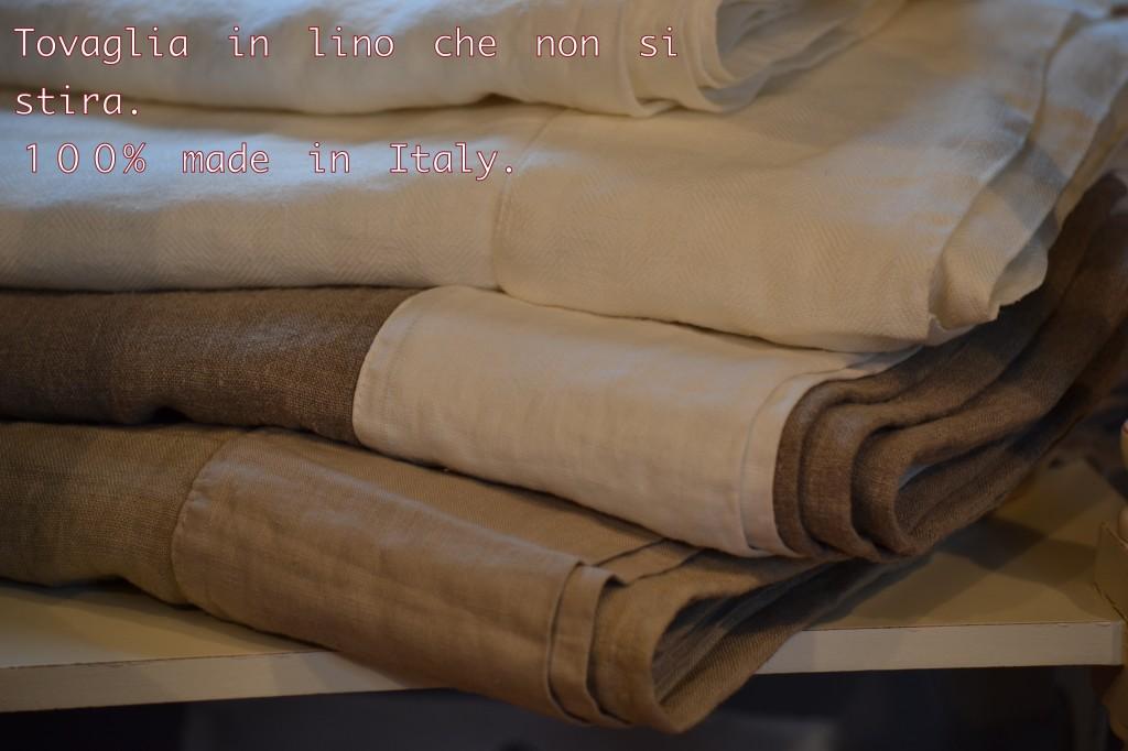 Tovaglia in lino