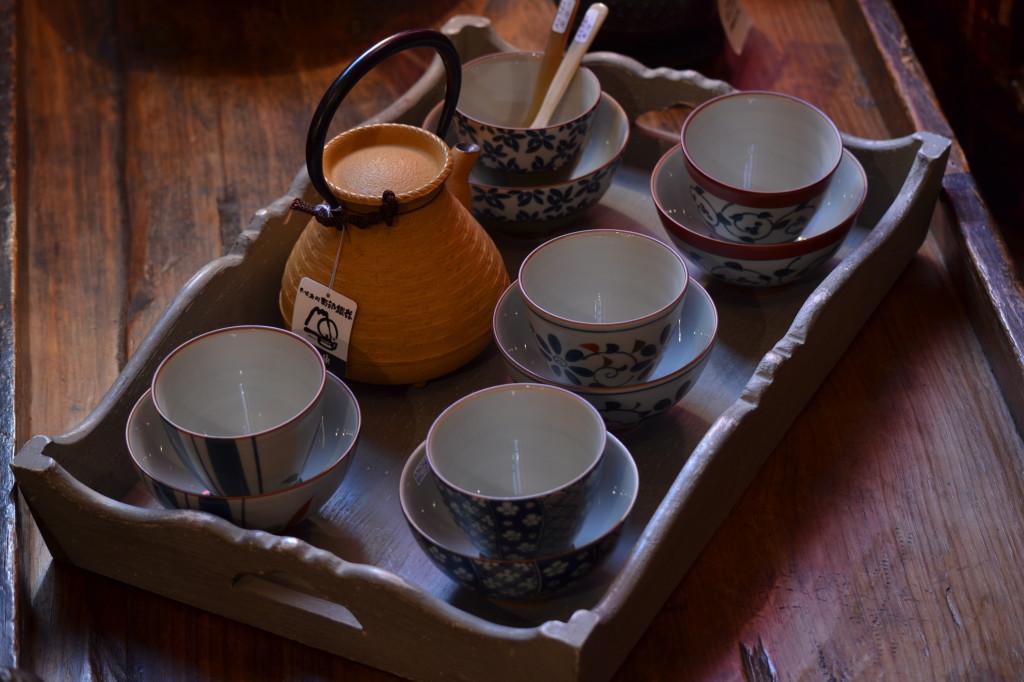 Servizio da thè giapponese