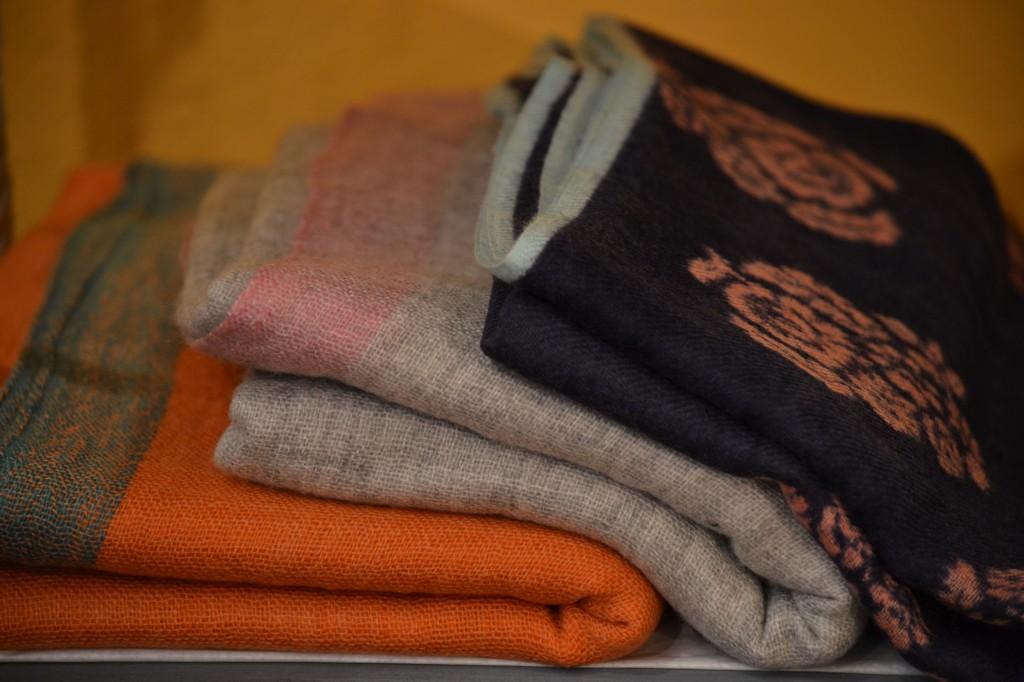 Nuova collezione winter sciarpe