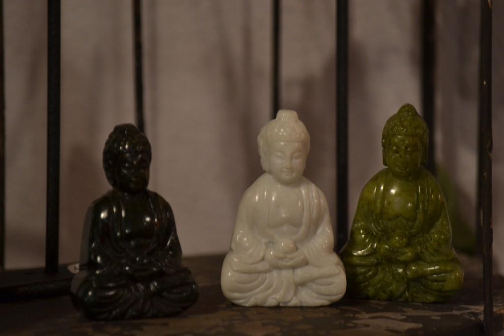 Buddha in giadeite