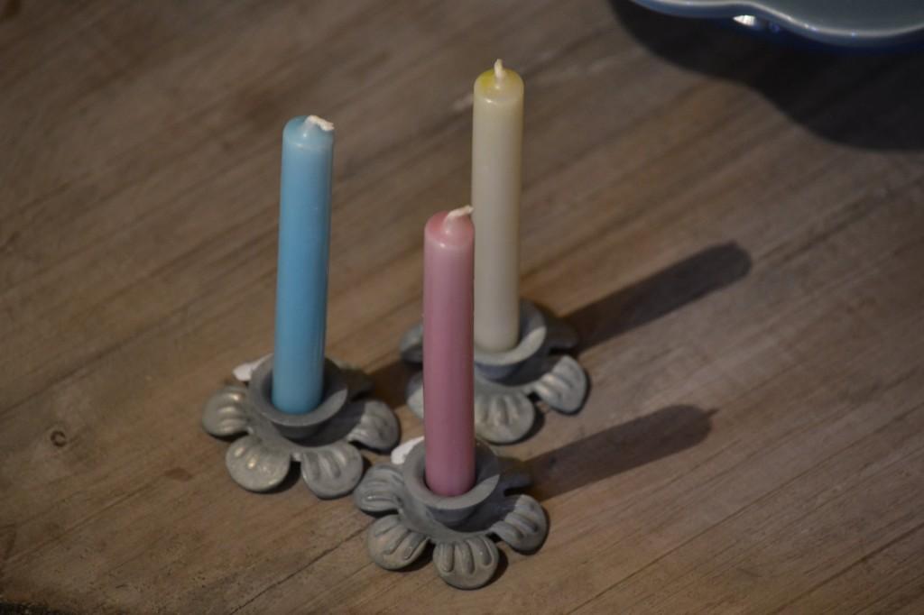 Porta candeline