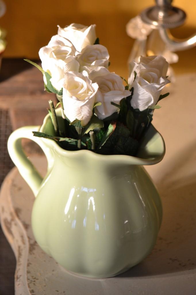 Brocche in ceramica colorate