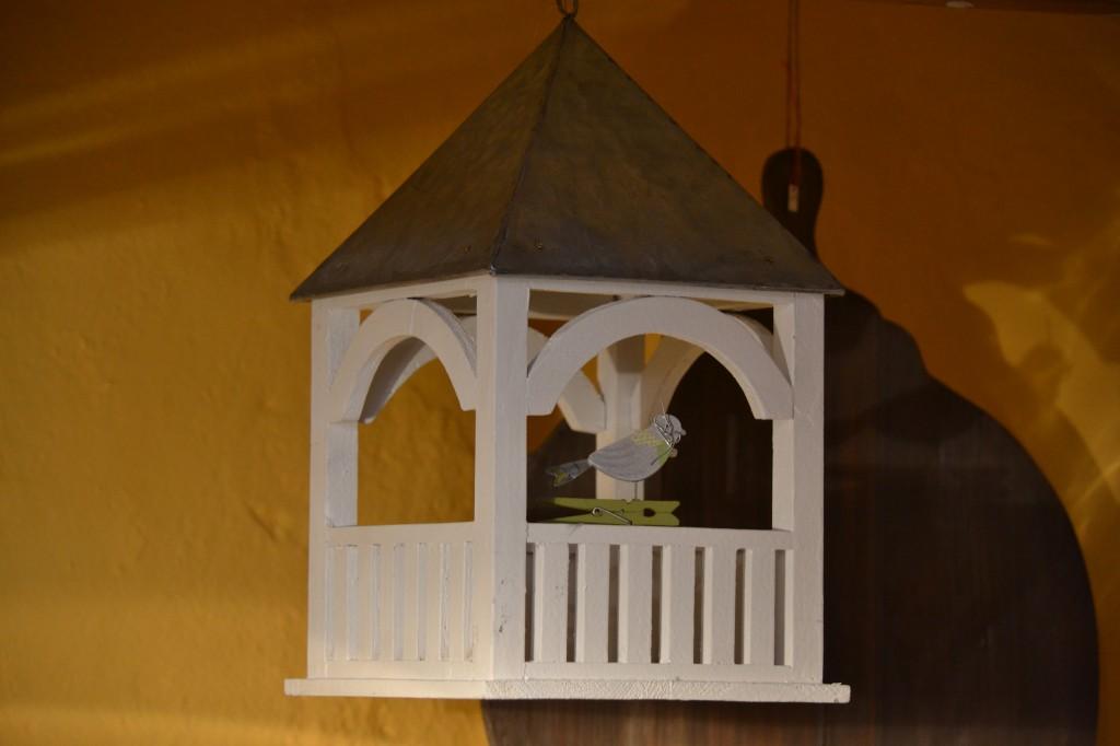 Casette per uccelli in legno