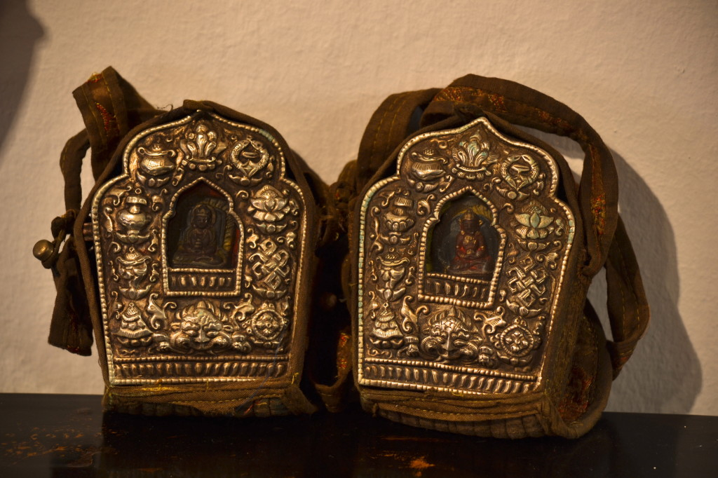 Reliquiari tibetani