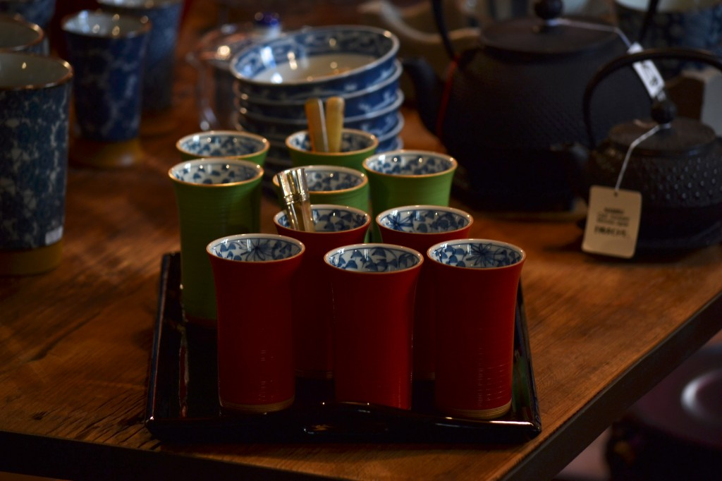 Servizi da Tè Giapponesi