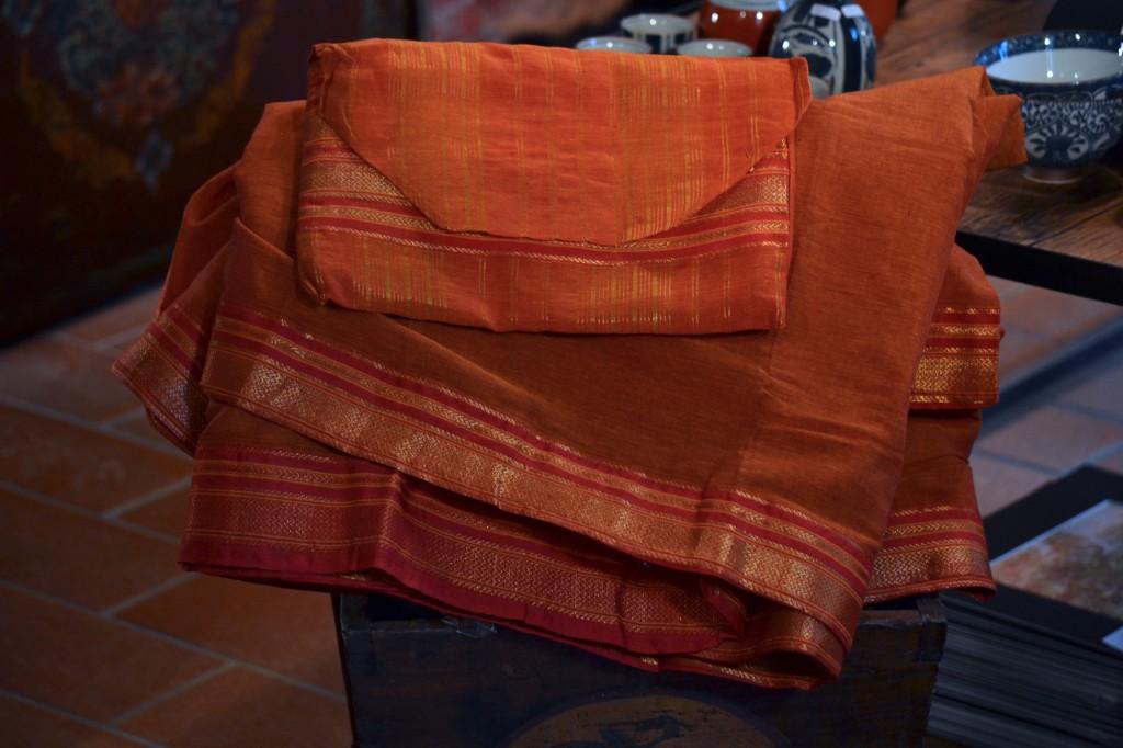 Sacco lenzuolo da viaggio in seta