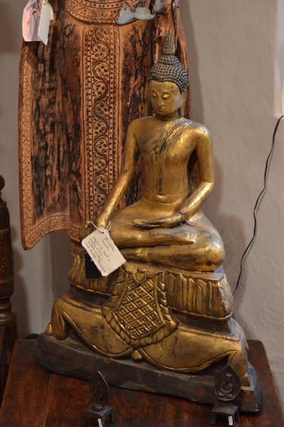 Buddha Birmano