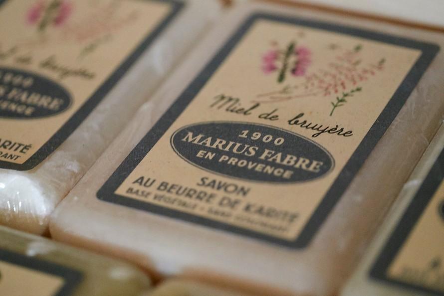 Prodotti corpo al sapone di marsiglia