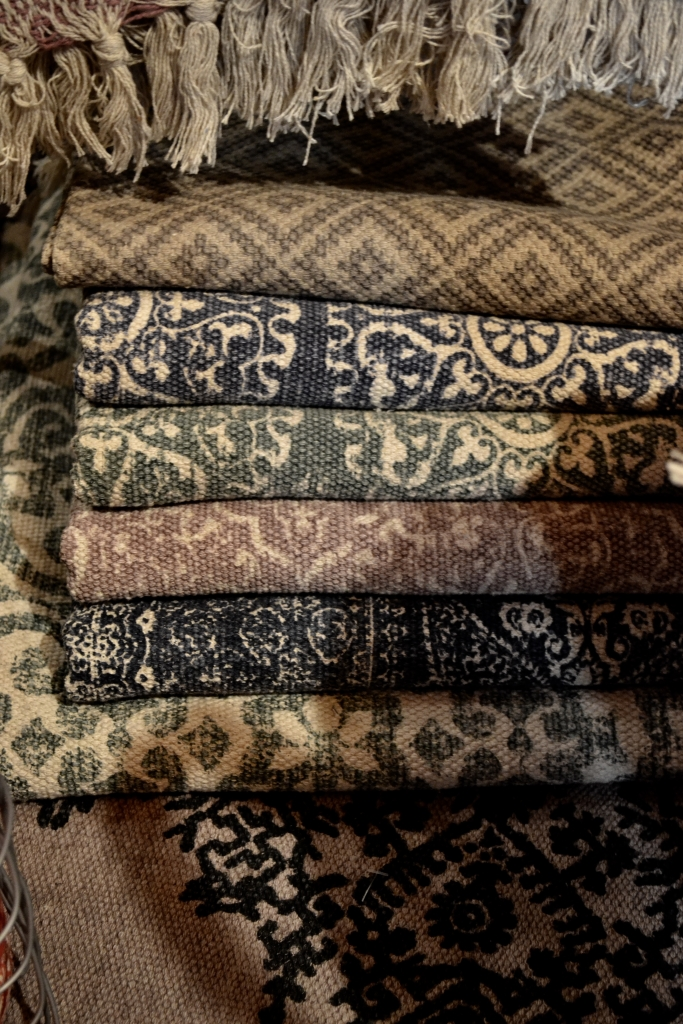 Tappeti in cotone (varie misure)