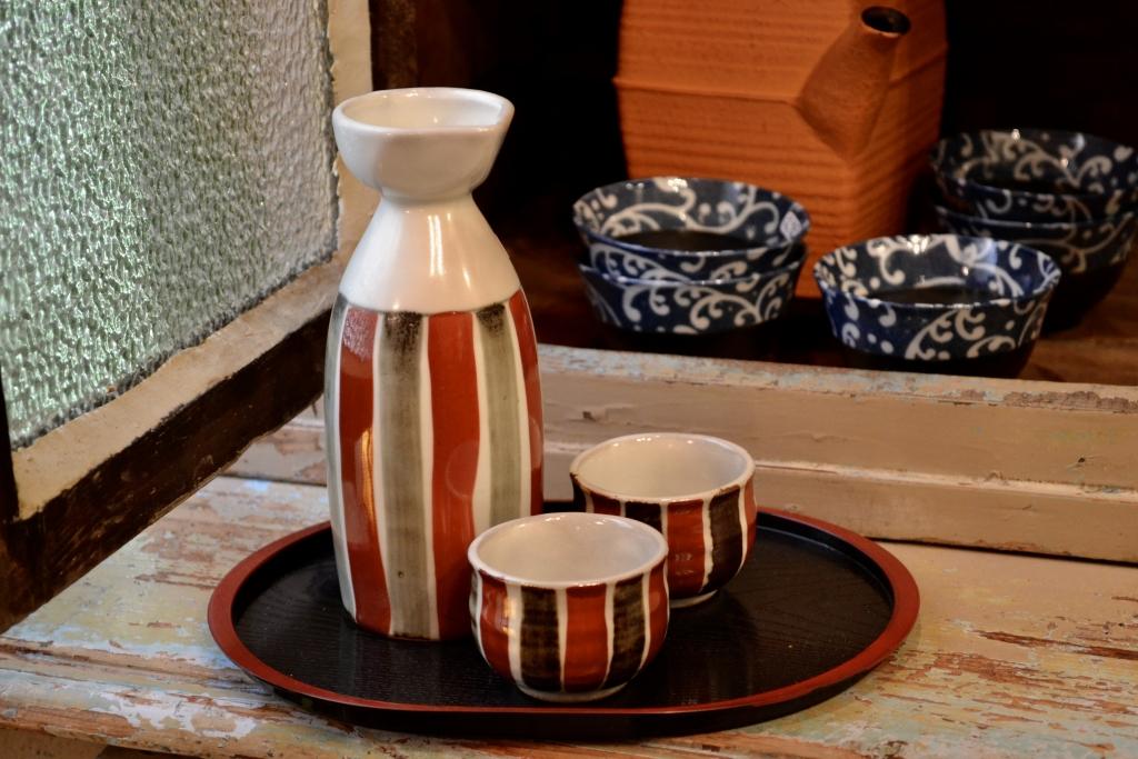 Servizi da saké – Giappone