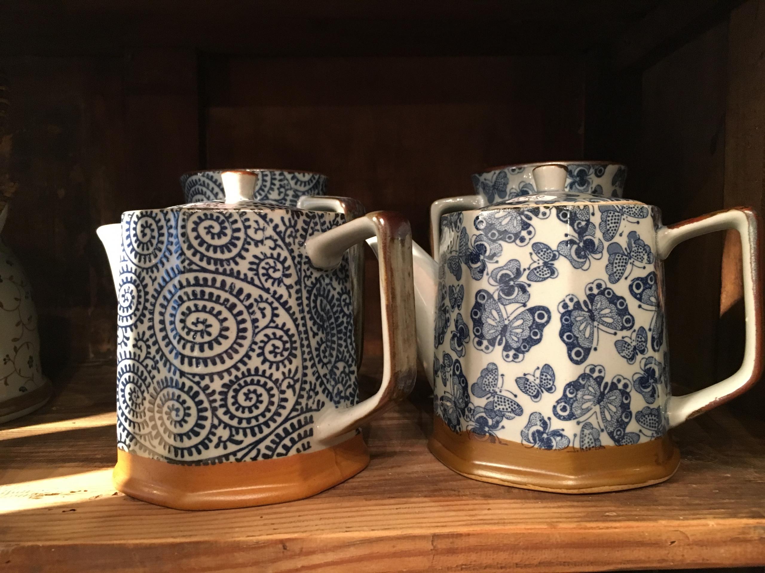 Teiere ceramica giappone