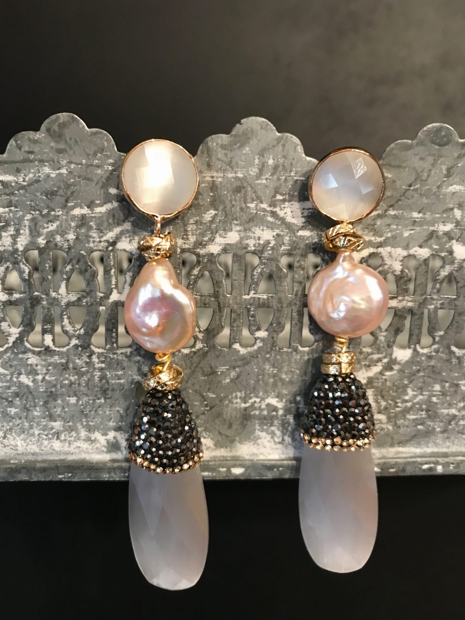 Orecchini Perla