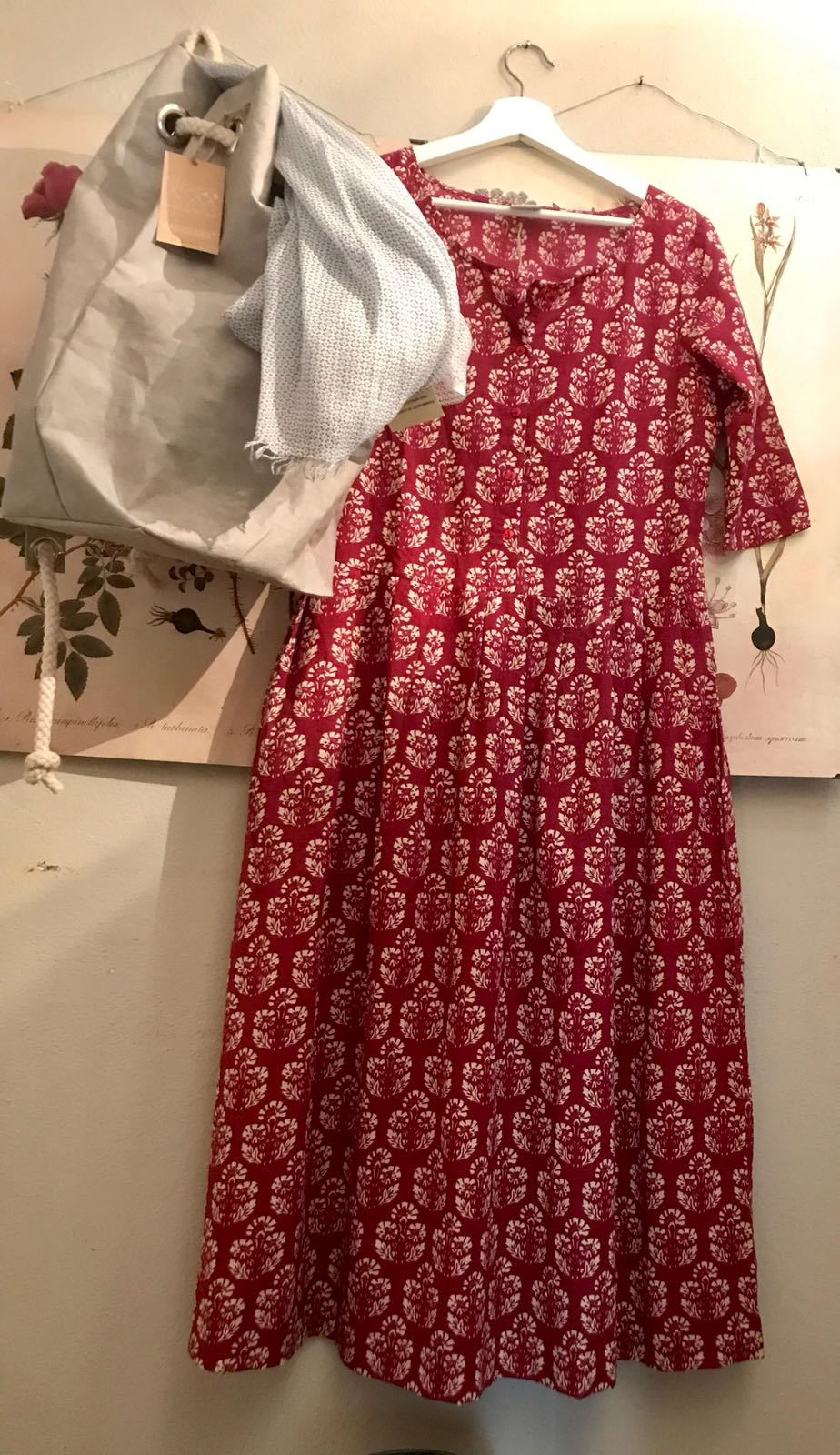 copricostumi vestiti in cotone